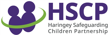 Haringey Safeguarding Children Partnership (HSCP logo
